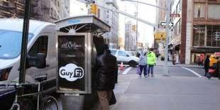cabina di masturbazione a new york