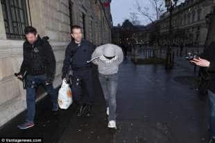arresti per la rapina a kim kardashian