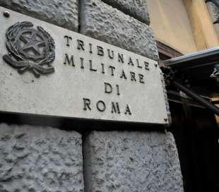 giustizia militare