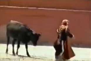 la torera sfida la besta