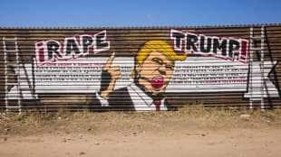 murales muro con il messico
