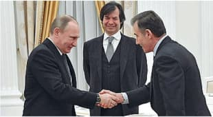 PUTIN MESSINA GLASENBERG