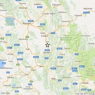 scossa terremoto 2 gennaio 2