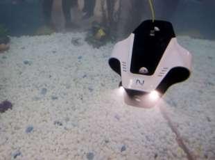 il drone subacqueo