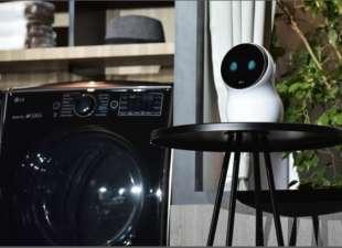 il robot assistente domestico