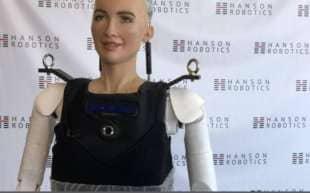 robot di servizio