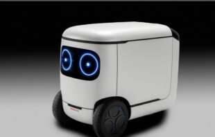 robot di supporto a lavoro
