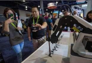 robot disegnatore