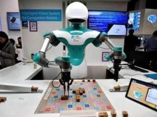 robot per giocare a scarabeo