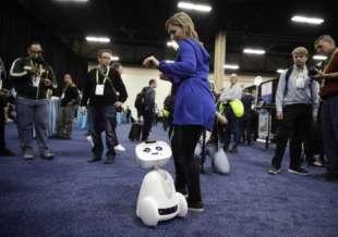 robot per i lavori di casa