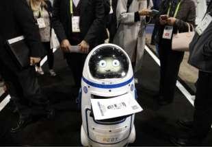 robot per i servizi quotidiani
