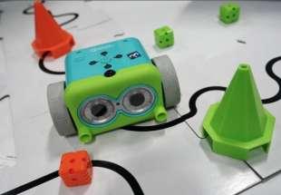robot per insegnare le basi della programmazione