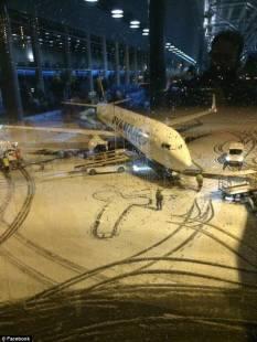 Pene aeroporto Dublino ryanair