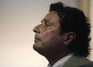 schettino in lacrime