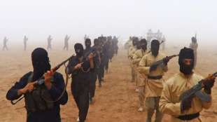 campo isis in libia