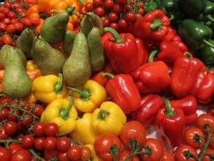 frutta verdura prelavata