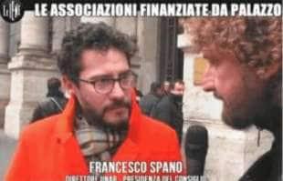 FRANCESCO SPANO NEL SERVIZIO DELLE IENE