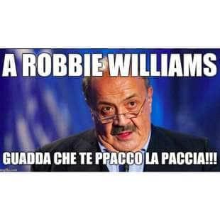 maurizio costanzo su robbie williams 6