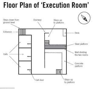 stanza delle esecuzioni