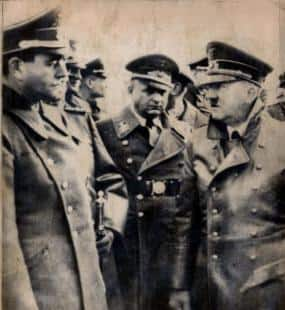 ALBERT SPEER CON ADOLF HITLER