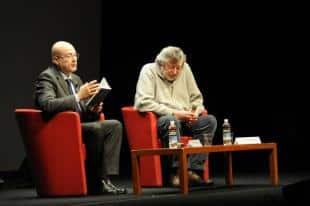Aldo Cazzullo e Francesco Guccini