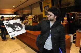 Disco di Guccini autografato