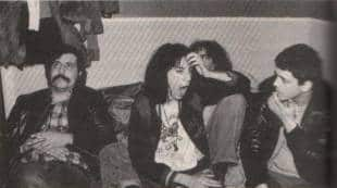 LESTER BANGS PATTI SMITH E LOU REED