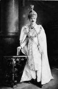 princie apparteneva alla famiglia reale indiana
