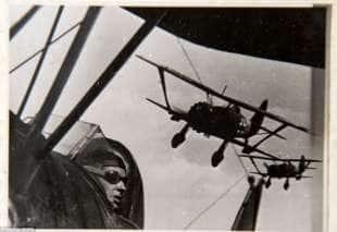 aerei operazione barbarossa