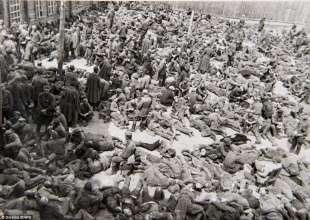 campo di prigionieri russi