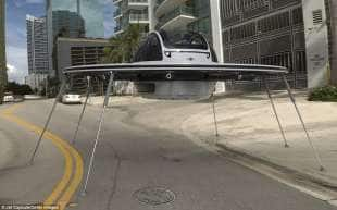 drone da trasporto passeggeri 12