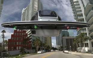 drone da trasporto passeggeri 7