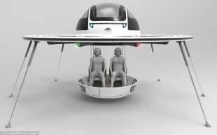 drone da trasporto passeggeri 8
