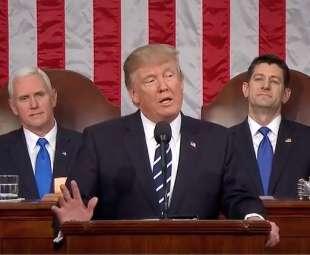 il discorso di donald trump al congresso 5