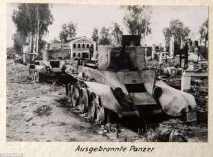 operazione barbarossa contro panzer sovietici