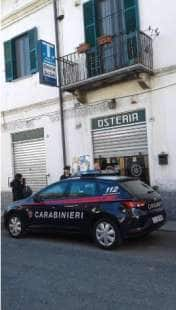 Osteria dei Amis - il titolare Mario Cattaneo