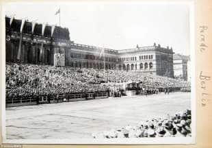 parata nazi a berlino 1939