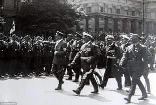 parata nazista della vittoria