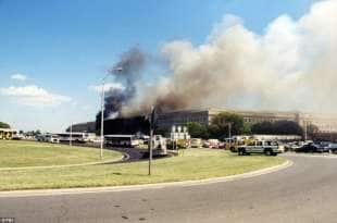 pompieri al pentagono