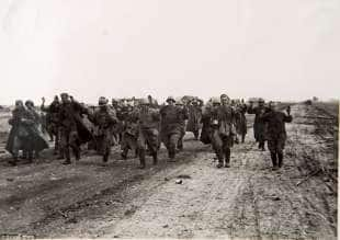 prigionieri russi 1941
