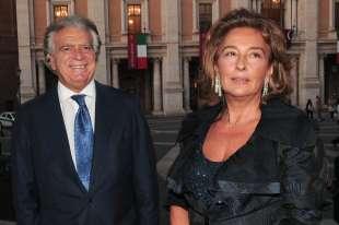 Simonetta Fossombroni Denis Verdini
