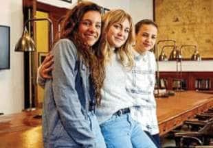 IRIS FERRARI - SOFIA VISCARDI - SIVI SHOW