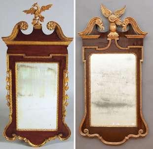I prezzi di mobili arredi e arte del 7 800 sono crollati - Specchi antichi prezzi ...