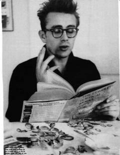 James Dean voleva diventare un intellettuale