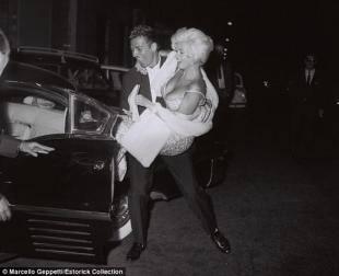 Jane Mansfield e Mike Hargitay