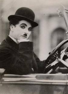 La mamma di Chaplin fu portata in manicomio
