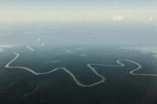 Manaus si trova nel Brasile del nord