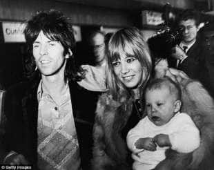 anita pallenberg e keith richards 2