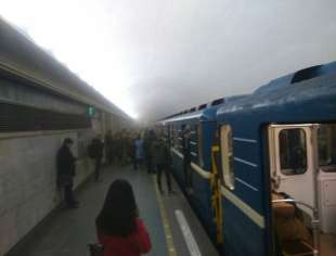attentato alla metro di san pietroburgo
