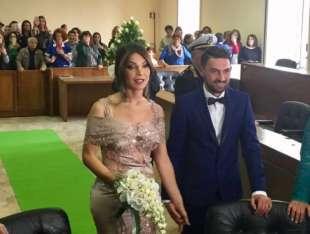aversa le nozze della trans alessia